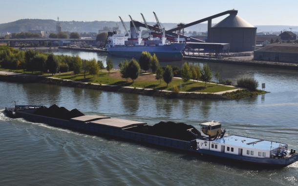 Ça bouge sur la Seine: le GIE des ports d'Haropa