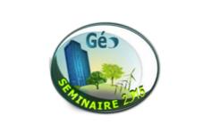 Géoséminaire «Géomatique et territoires intelligents»