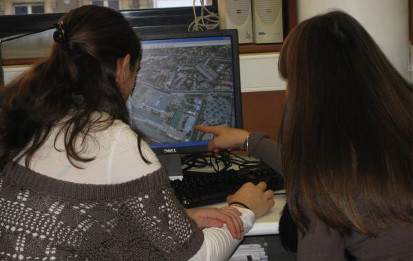 Le jeu Clim@ction a permis à 2 lycées de l'Hérault et du Rhône de simuler une étude d'aménagement du territoire pendant 6 semaines.