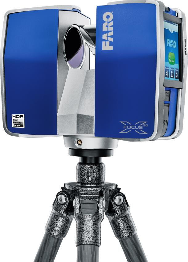 FARO Focus3D X 330 HDR