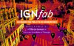 Avec l'IGNfab, définissez la ville de demain