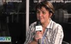 Lydie Baherre, Responsable SIG à la communauté de communes Erdre & Gesvres