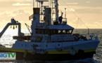 EMODnet : l'Ifremer participe à la construction d'une cartographie en mer à l'échelle de l'Europe