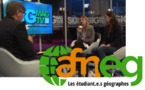 L'Afneg milite pour systématiser l'apprentissage du SIG en licence géographie