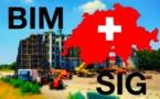La convergence BIM/SIG en Suisse : originale mais opérationnelle