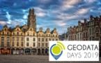 Inscrivez-vous aux GéoDataDays 2019, début juillet à Arras