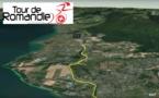 Tour de Romandie : ArcGIS Pro trace le parcours