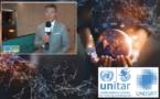 GIS4SW 2019 - Rencontre avec Einar Bjorgo (UNOSAT)