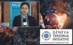 GIS4SW 2019 - Rencontre avec François Grey (Geneva-Tsinghua Initiative)