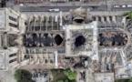 #SIG2019 : Des drones et le SIG au chevet de Notre-Dame de Paris