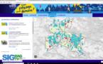 #SIG2019 : Saint-Quentin en Yvelines met son plan paysage en concertation publique cartographique