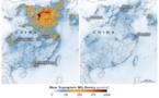 Le coronavirus Covid-19 entraine-t-il une baisse de la pollution atmosphérique ?