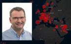 Christophe Tourret: «L'information géographique est cruciale face au Covid-19»