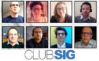 CLUB SIG #6 : Émission spéciale géodonnées publiques libres et ouvertes à découvrir en exclusivité sur l'appli SIGMAG SIGTV.FR