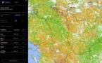 Kermap publie la carte des cultures majoritaires en 2020