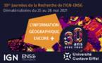 #JR2021 : la 30e édition des journées de la recherche se déroule en ligne
