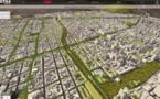 Veolia développe une maquette 3D pour Santiago Deseado