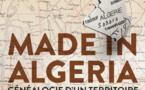 L'Algérie à travers les cartes