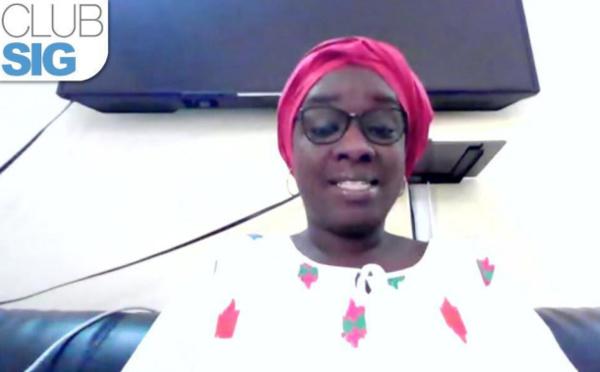 CLUB SIG #11.1 Coumba Niass (Postes Sénégal - MENT)